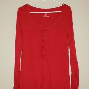 Large Old Navy Long Sleeve TShirt